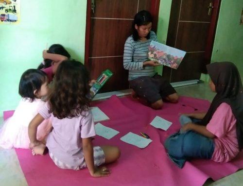 Cinta Baca ke Desa Pamengkang